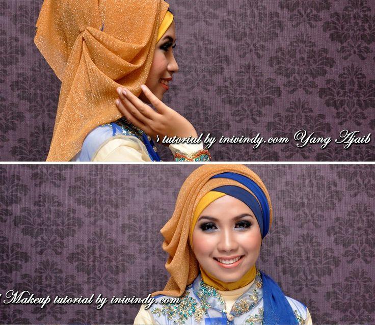 Ini Vindy Yang Ajaib Makeup Natural dan Tutorial Hijab