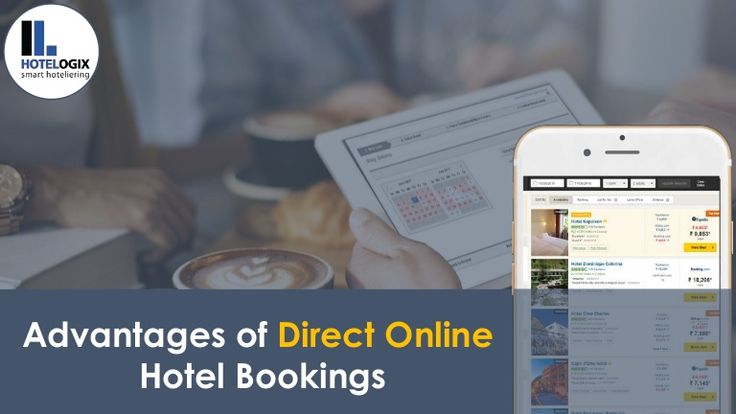 6 Advantages of Direct Online Hotel Bookings by @Hotelogix https://www.slideshare.net/hotelogix/6-advantages-of-direct-online-hotel-bookings-80208821 via @SlideShare #DirectBookings #GDS #HotelBookings