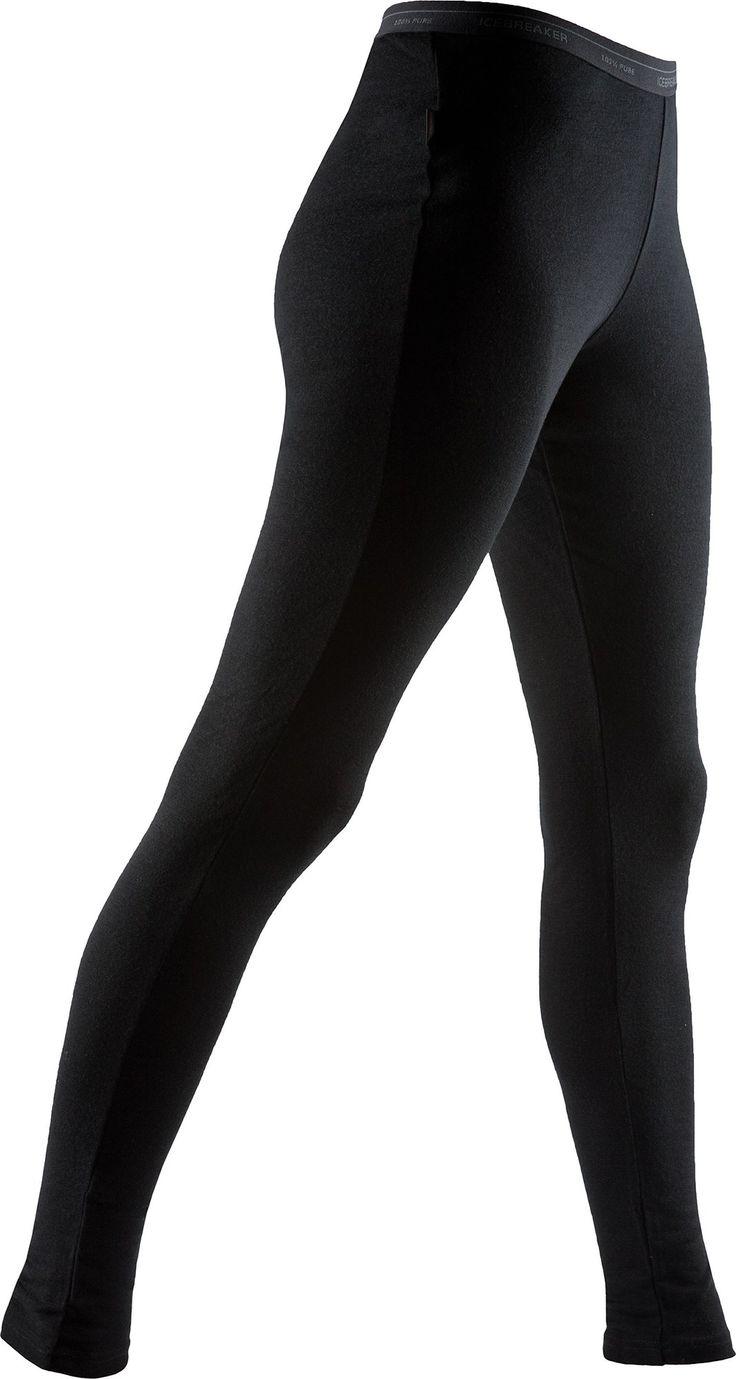 Icebreaker Female Everyday Long Underwear Leggings - Women's