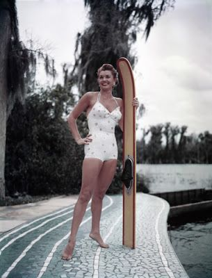 "Vintage Glamour Girls: Esther Williams in "" Easy to Love """