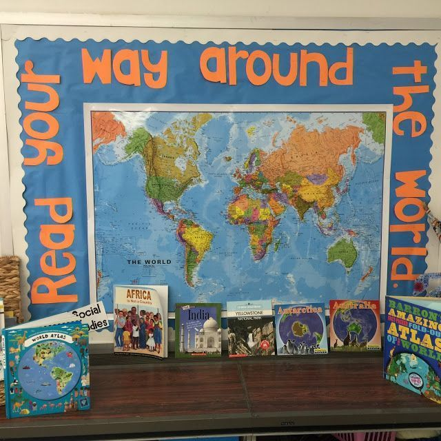 Mrs. Quimby Reads: Social Studies