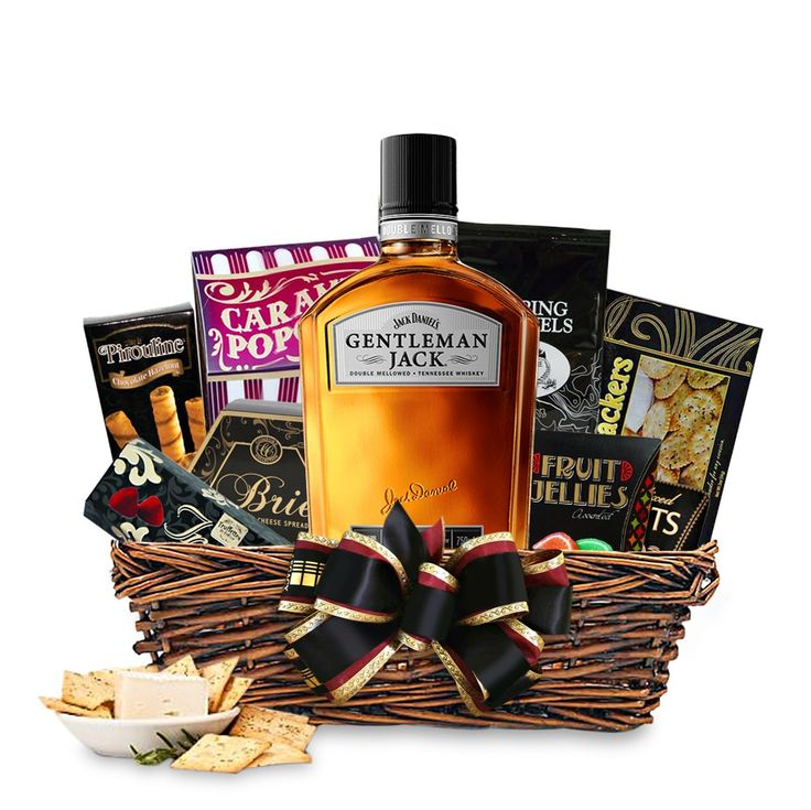 25+ Best Ideas About Alcohol Gift Baskets On Pinterest