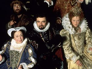 'Blackadder' has been named the best British TV show of all time.  Really?  It's good but not that good!