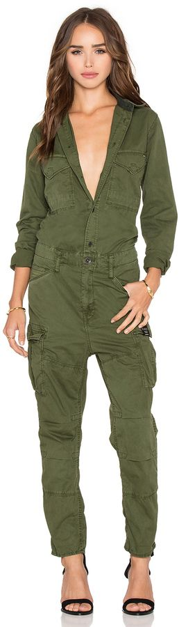 G-Star Rovic Boiler Jumpsuit