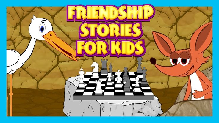 Friendship Stories For Children | Moral Stories For Kids | English Story...