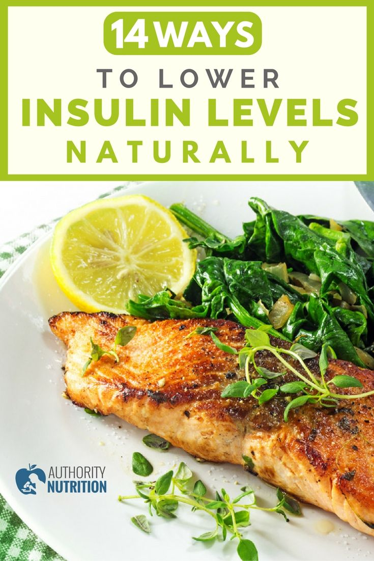 High insulin levels in your blood can lead to many serious health problems. Here are 14 diet and lifestyle changes you can make to reduce your insulin:https://authoritynutrition.com/14-ways-to-lower-insulin/