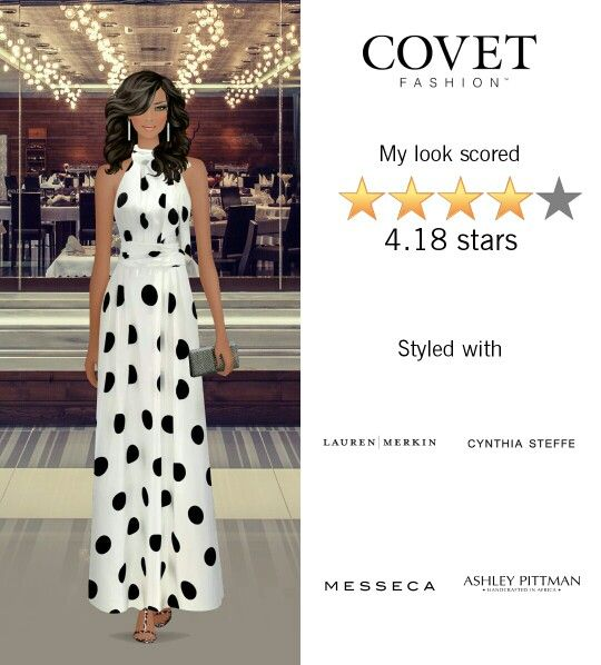 25 best my created looks on covet images on Pinterest ...