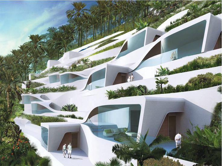 die besten 25 organische architektur ideen auf pinterest baustile architektur und japanische. Black Bedroom Furniture Sets. Home Design Ideas