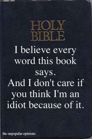 I believe :)
