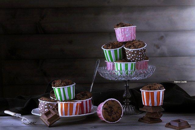 Muffin al cioccolato di California Bakery