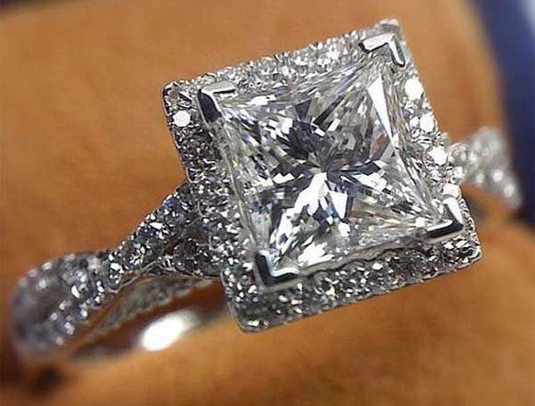 Best 20 Platinum Engagement Rings ideas on Pinterest