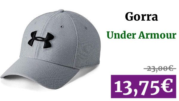 enlazar Barriga Ver internet  Under Armour Men's Heathered Blitzing 3.0 Gorra, Hombre #Moda ✏ #vadegangas  #Amazon #Gorra #UnderArmour | Gorra, Under armour, Gorras