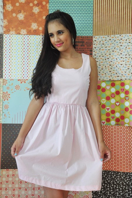 Vestido monique l o j a pinterest