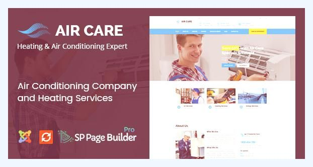 Air Conditioning Air Supply Bootstrap Carpentry Cms Free Cms