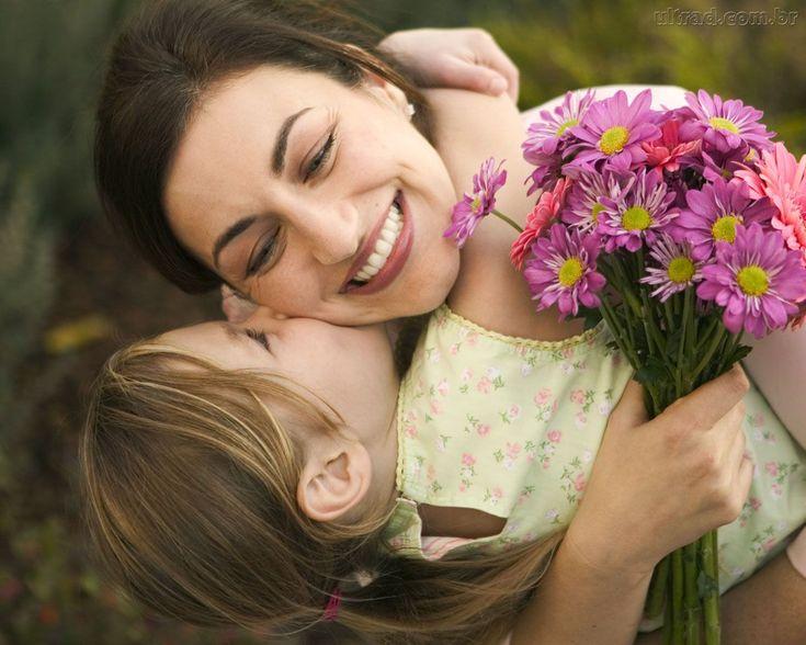 O Dia é das Mães, mas o agradecimento é aos filhos. - Bebê 123