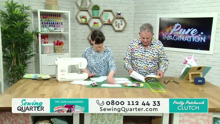 Sewing Quarter - Pure Imagination (Butterfly Block and Unicorn) 9th May ...