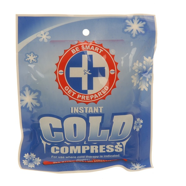 Instant Ice Packs--for next year's soccer coach gifts?