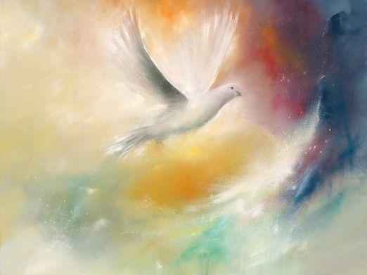 Jan Kooistra onthult Pinkster-schilderij