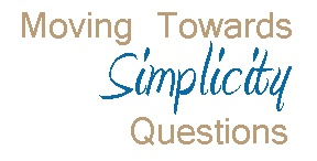 Making Time to Bring What You Bring: Simple Livingmy, Worth Reading, Mycool Ideas, Simpler Life, Books Worth, Simplicity Questions, Cleaning Tips, Livingmy Simpler