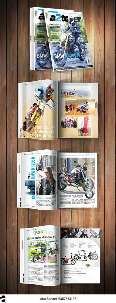 a2teker Dergisi 19. sayı