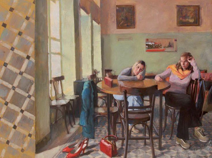 .:. Σάμιος Παύλος – Pavlos Samios [1948] Καφενείο, 2007