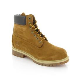 "Bottines ""Timberland 6 Inch Premium Rust"" miel Vente privée Timberland My Store"