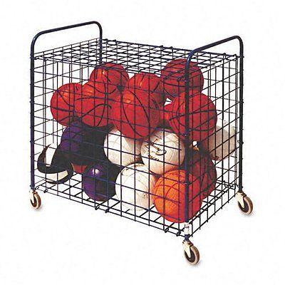 Training Aids 159181: Champion Sport Lfx Lockable Ball Storage Cart, 24-Ball Capacity, Black -> BUY IT NOW ONLY: $214.82 on eBay!