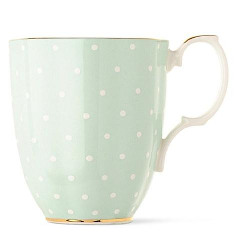 1930 polka rose mug / royal albert