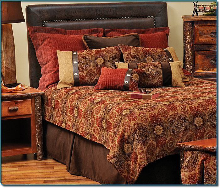 61 Best Brown And Red Bedroom Images On Pinterest