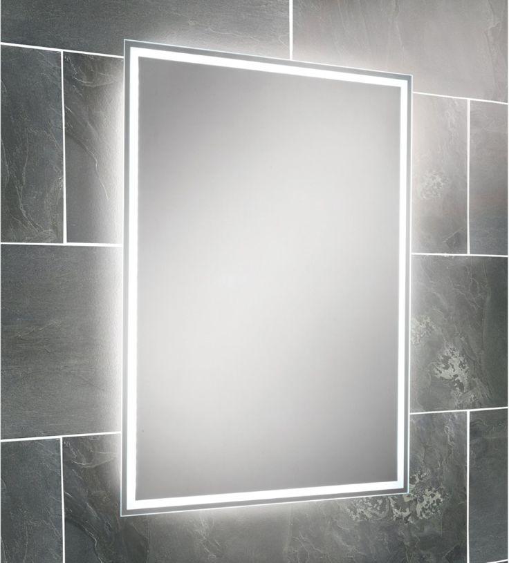Led Illuminated Bathroom Mirrors UK | Decor Ideas