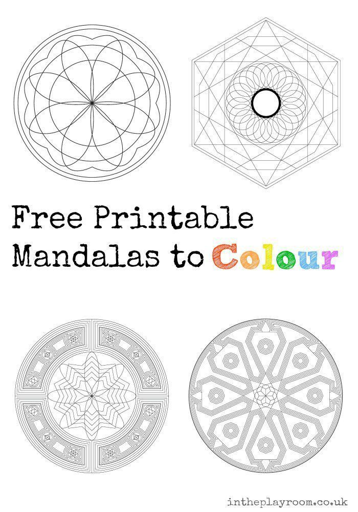 17 Best images about ART MANDALAS on Pinterest