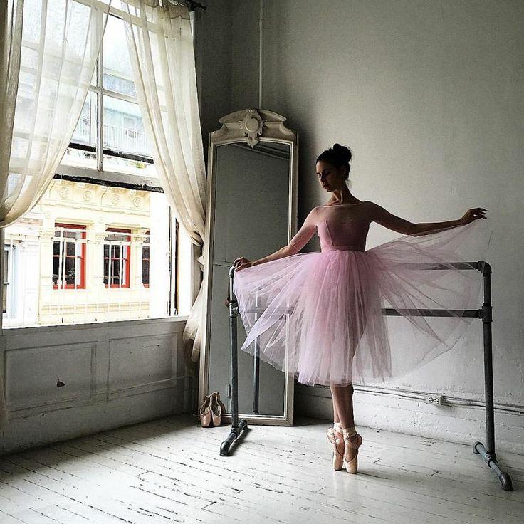 нежные картинки балерин своими