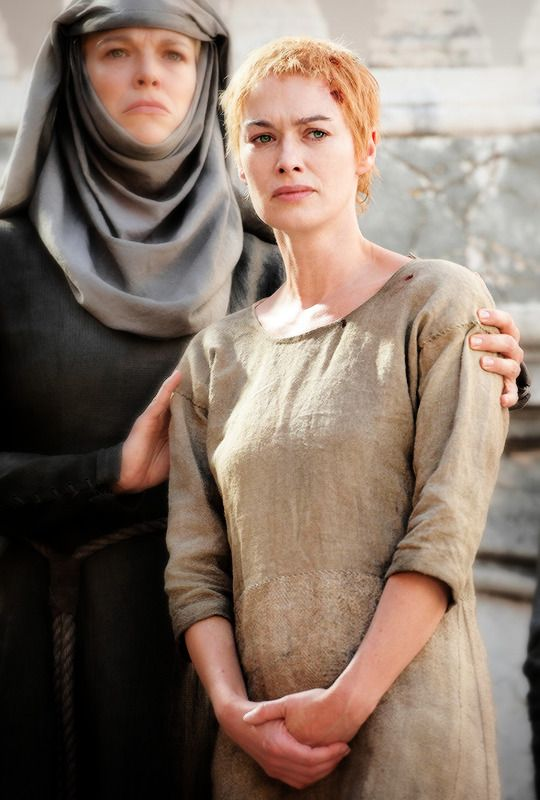 Cersei Lannister - Mother's Mercy - Season 5 Episode 10