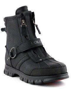 Polo Ralph Lauren Conquest boot: