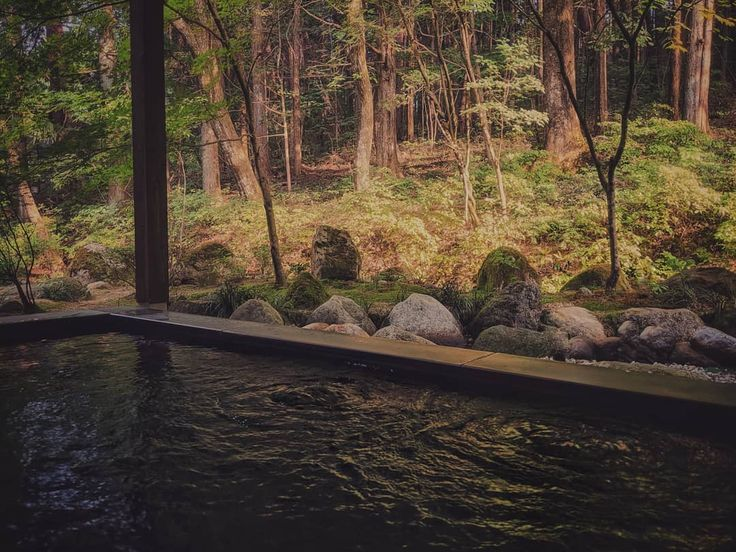 Sunday afternoon onsen, pretty relaxing… 🎌 . …