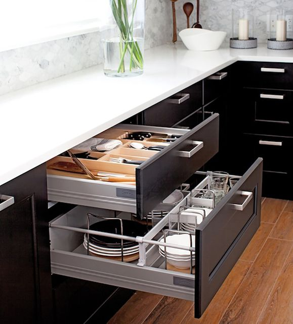 Ikea Kitchen Counters: 13 Best Two Tone Kitchens Images On Pinterest