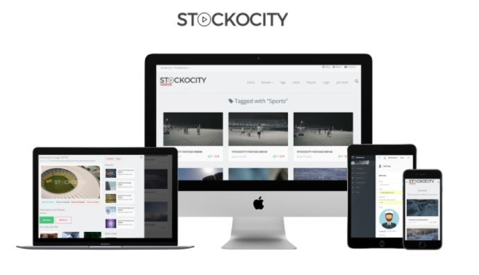 Stockocity 2 Lifetime Stock Video Membership Review - Top Seller Stock Video Membership Consist of 1,000 4K & HD Royalty Free Stock Videos including, 250 4K Video Backgrounds, 250 4K Video Footage and 500 HD Video Backgrounds, 75 New 4K Videos Monthly