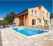 3 Bedroom Istrian Villa with Pool near Labin. Sleeps 6-8