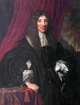 William Cunningham, 9th Earl of Glencairn (1610–1664), was a Scottish nobleman, Lord Chancellor of Scotland, and a cavalier. He was also the chief of Clan Cunningham.  The eldest son of William Cunningham, 8th Earl of Glencairn, on 21 July 1637 this William obtained a ratification from King Charles 1st, under the Royal Sign Manual, of the original Glencairn Letters Patent of 1488.