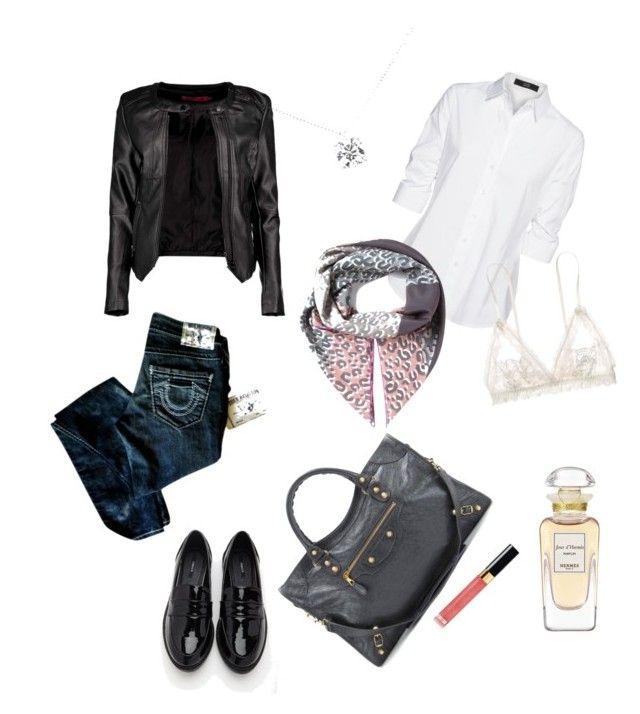 """Senza titolo #8"" by alixist-1 on Polyvore featuring moda, Boohoo, Steffen Schraut, True Religion, Louis Vuitton, Tiffany & Co., Forever 21, Balenciaga, Hanky Panky e Chanel"