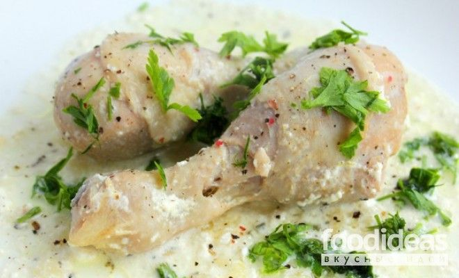 Куриные ножки в духовке - рецепт приготовления с фото | FOODideas.info