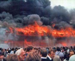 Bradford City Football Fire