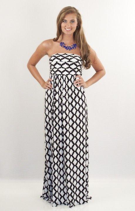 Frenzii maxi dress