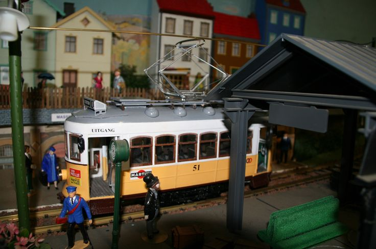 Tram spoor G,  Strassenbahn Spur G, Streetcar, G scale