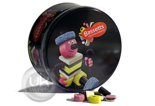 Bassetts Liquorice Allsorts. Visit our online shop - we deliver all over Australia! Great prices, great service and an amazing range of English Sweets & Lollies. www.uksweets.com.au