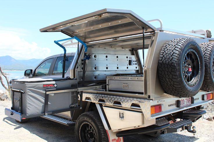 Motor Vehicle Canopies - Norweld Aluminium Fabrication Specialists - Norweld Aluminium Fabrication Specialists