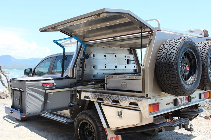 1000 Images About Custom Ute Tray On Pinterest Led Tail
