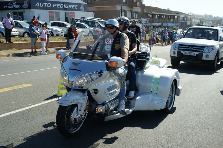 Africa Bike Week (RSA) Mass Ride 4 May more images @ https://www.facebook.com/EventsVenuesHibiscusCoast