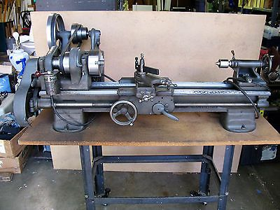 """SOUTH BEND LATHE MODEL C9-10 JR – 42"""" bed in Business & Industrial, Manufacturing & Metalworking, Metalworking Tooling, Equipment Specific Tooling, Lathe 