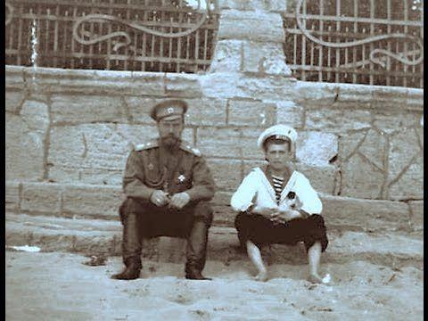Император России, Николай 2 Романов, прибыл в Крым, Евпатория, 1916 год....